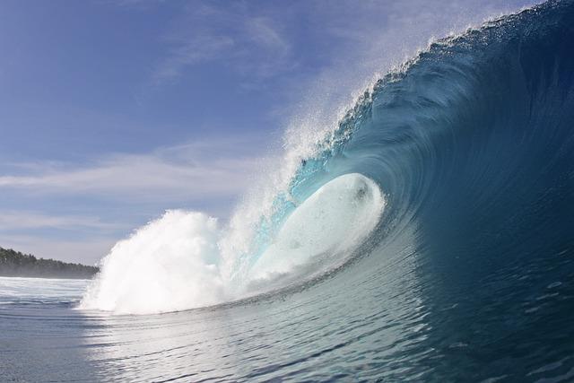 Body Of Water, Waves, Mar, Ocean, Beach, Indonesia