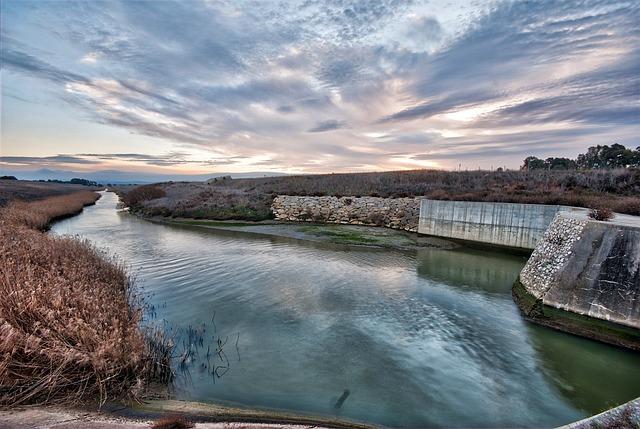 Body Of Water, Nature, River, Panoramic