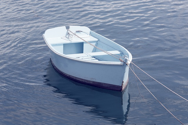 Body Of Water, Boat, Reflection, Transport, Nature