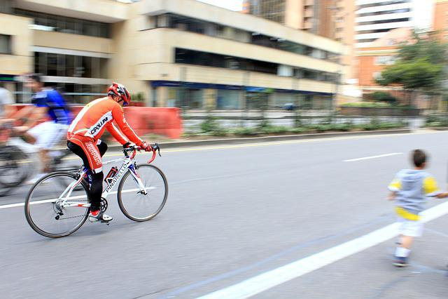 Cycling, Sport, Bogotá