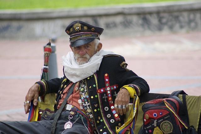 Man, Bogotá, Candelaria, General