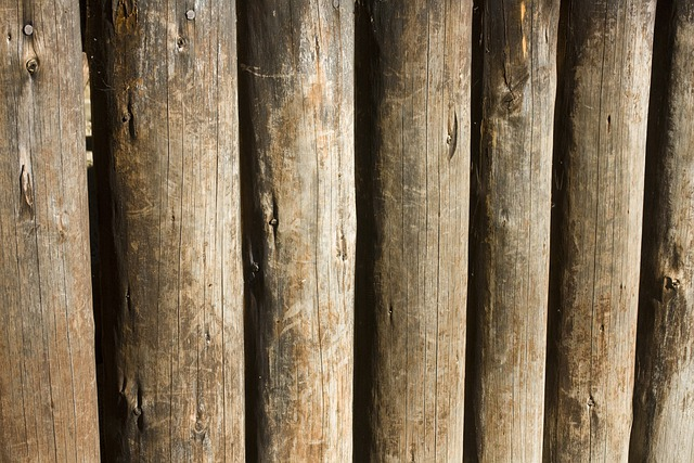 Bohlen, Strains, Block House, Wood, Texture, Structure