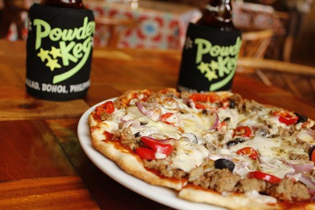 Pizza, Beer, Bohol