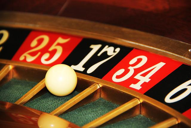 Luck, Lucky Number, 17, Roulette, Boiler, Casino