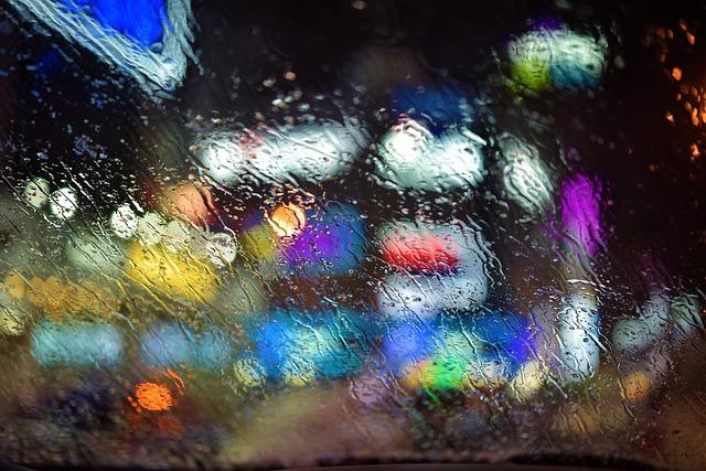 The Wait, Nightlife, Night View, Bokeh, Atmosphere