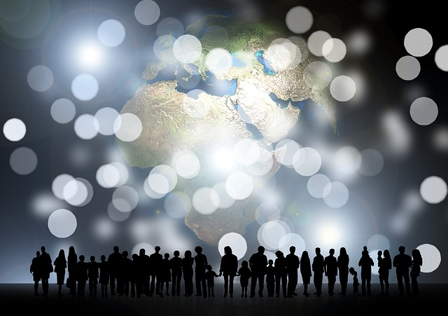 Human, Group Of People, Collection, Many, Bokeh