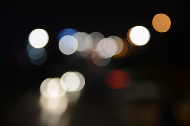 Bokeh, Night, Light Mens Wool, Nightlife, Night View