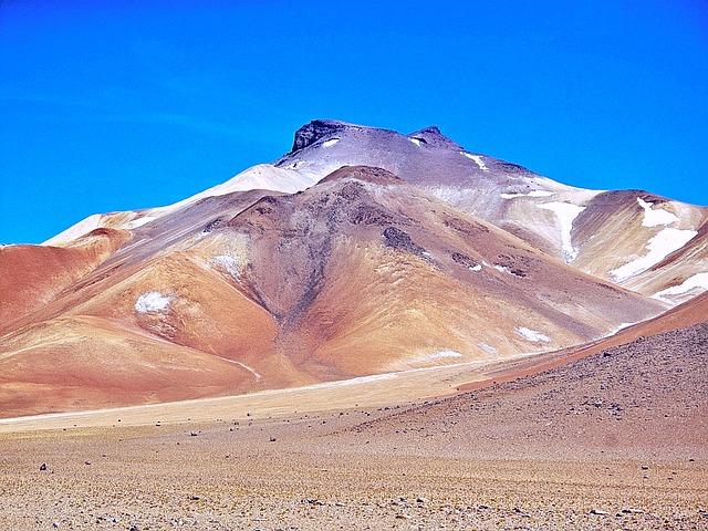 Bolivia, Desert, Dali