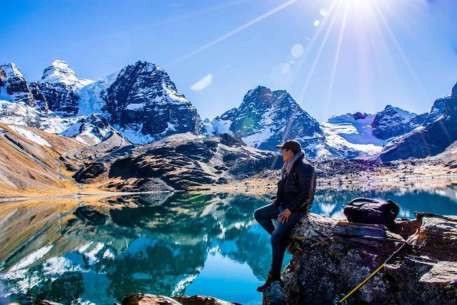 Nevado, Tunicondoriri, Bolivia