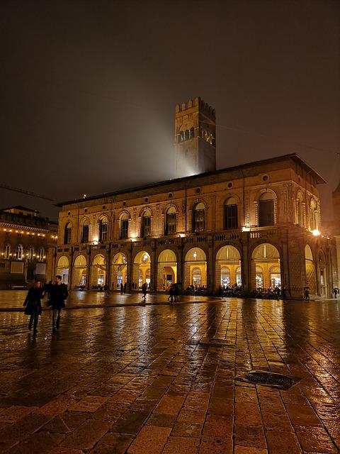 Bologna, Italy, Architecture, City, Travel, Landmark
