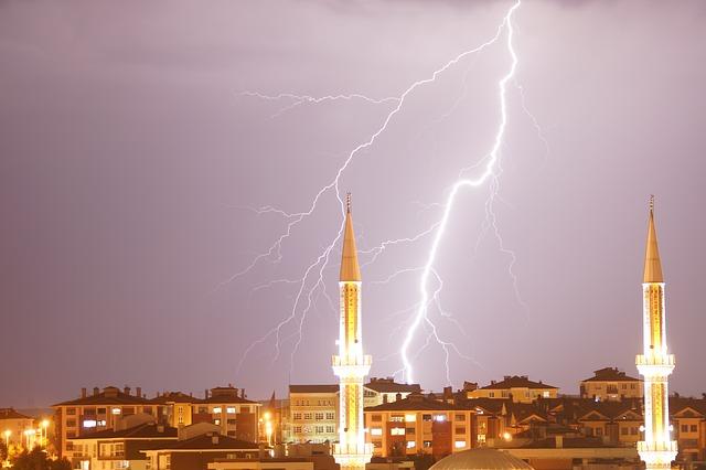 Lightning, Bolt, Thunderbolt, Flash
