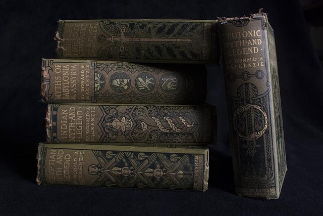 Old Books, Antique, Antique Books, Book, Vintage