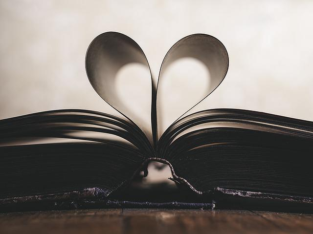 Paper, Romance, Symbol, Valentine, Love, Book, Day, Old