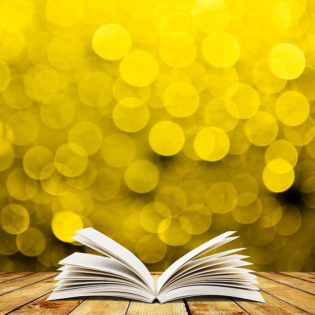 Background, Yellow, Floor, Book