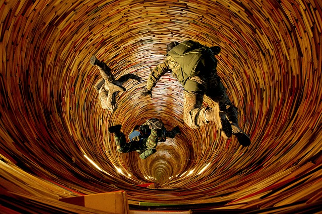 Book, Army, Paratrooper, Reading, War, Free Image