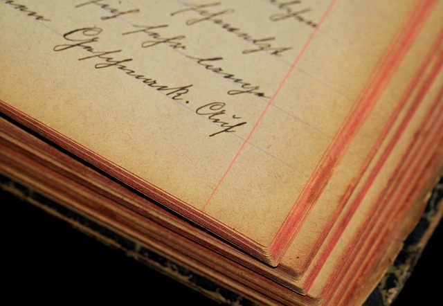 Book, Book Page, Handwriting, Font, Read, Old Book