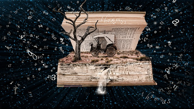 Book, Photoshop, Fantasy, Manipulation