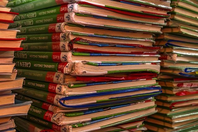 English, Books, Book Stack, Back To School, School