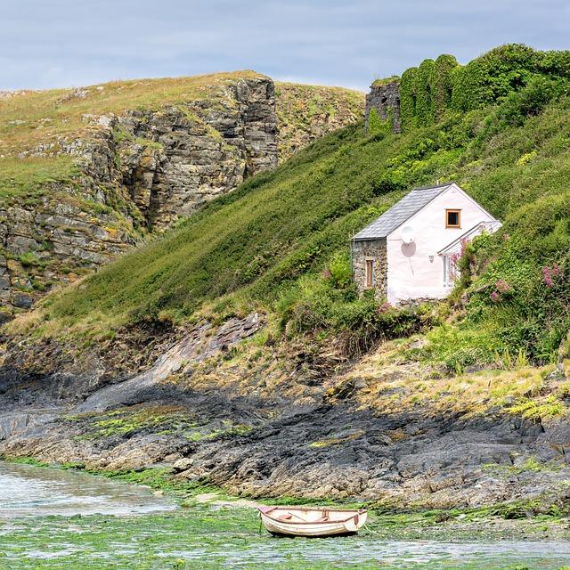 Booked, Nature, Wales, Sea, Landscape, Ship, Coast