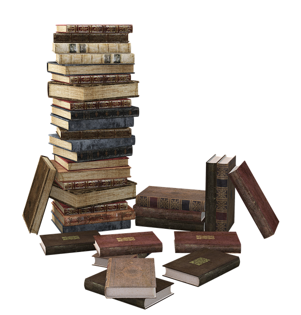 Book, Book Stack, Stacked, Books, Literature, Read