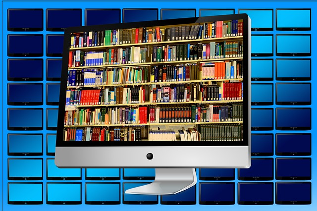 Library, Electronic, Ebook, E-book, E Book, Books, Know