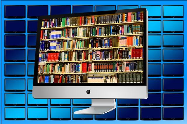 Library, Electronic, Ebook, E-book, E Book, Books, Know