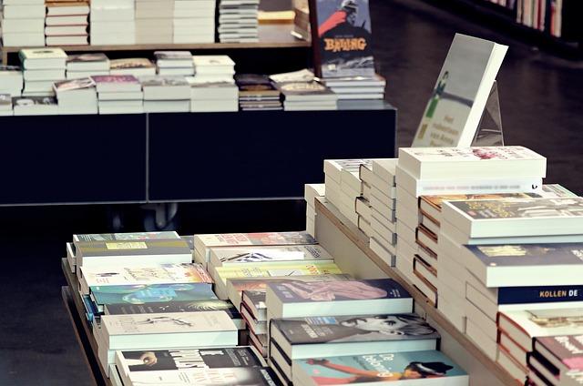 Library, Books, Read, Bookshop, Literature, Stack