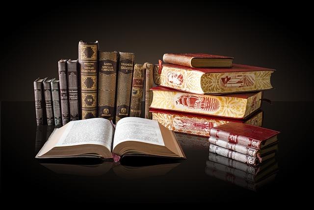 Books, Library, School, University, Back To School
