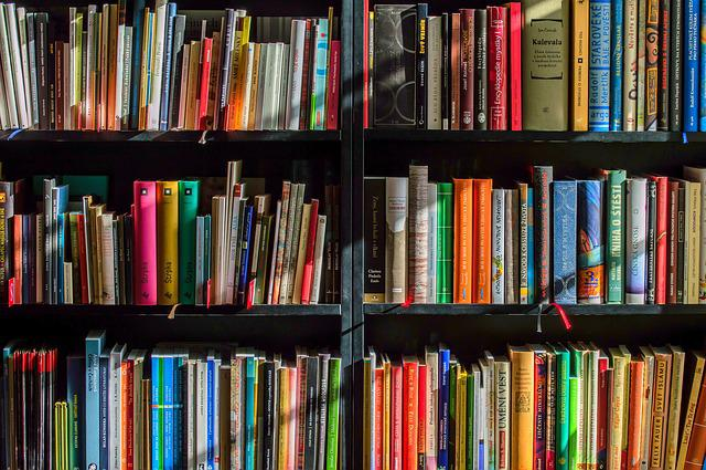 Books, Bookstore, Book, Reading, Writer, Read, Reader