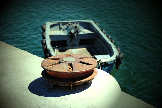 Rowing Boat, Holiday, Boot, Quay Wall, Portugal, Sea