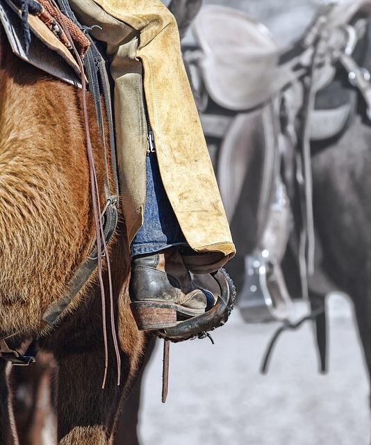 Boot, Cowgirl, Horse, Tack, Saddle, Equine, Riding