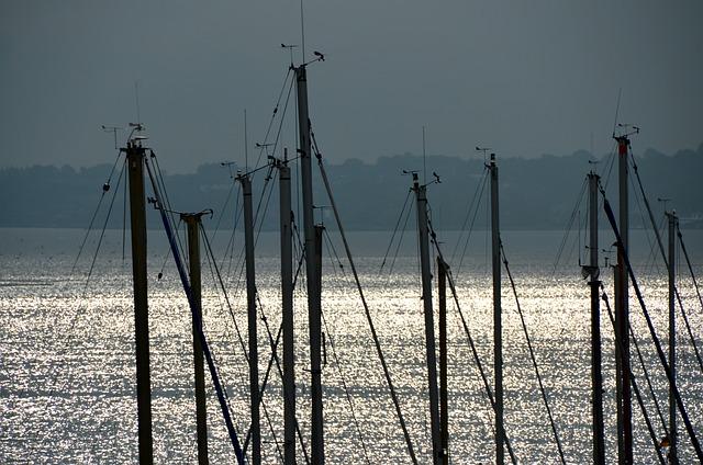 Sail, Sea, Sailing Vessel, Ship, Boot, Sailing Boat