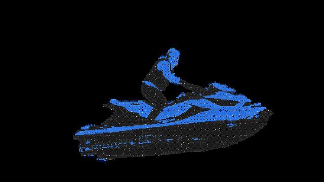 Racing Boat, Powerboat, Skidoo, Boot, Water, Speedboat