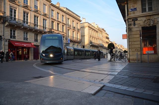 Bordeaux, City, Bordeaux City And Saint Emmilion