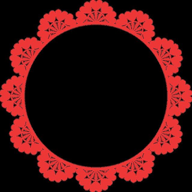 Frame, Round, Border, Decoration, Decor, Decorative