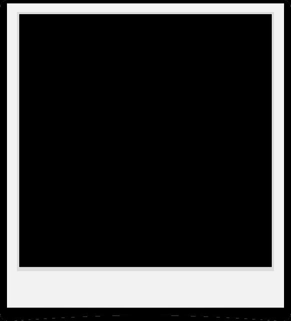 Frame, Black, White, Border, Outline, Film, Photo