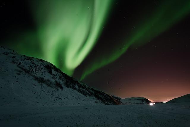 Aurora, Northern Lights, Aurora Borealis, Borealis