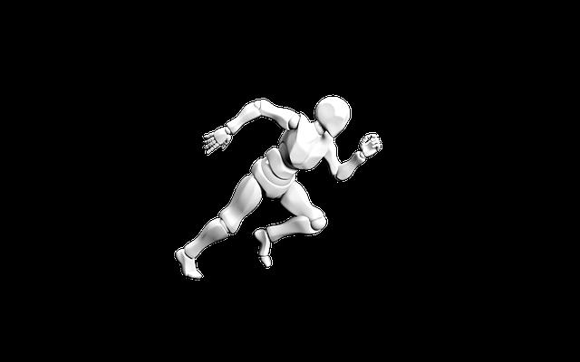 Bot, Droid, Cyborg, Running