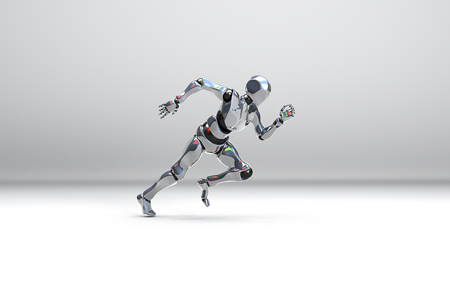 Bot, Droid, Cyborg, Technology, Figure