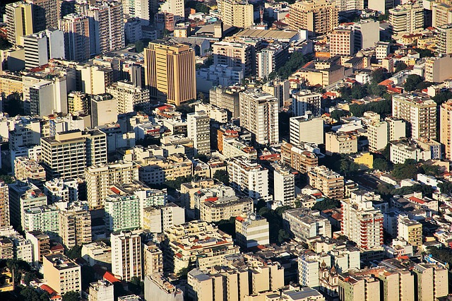 Rio, View From Sugarloaf, Botafogo District, Stunning