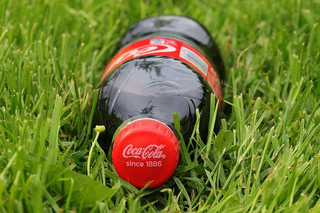 Coca Cola, Bottle, Lock, Trademarks, Cola, Drink