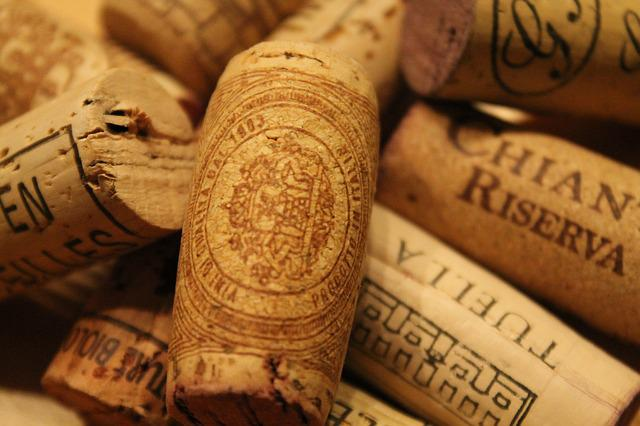 Wine, Cork, Bottle, Drink, Glass Bottle, Stock