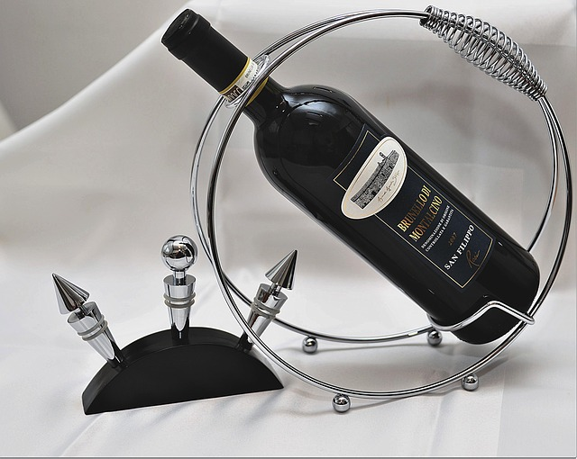 Wine Bottle, Bottle Holder, Closure, Red Wine, Bottle