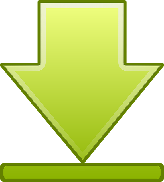 Arrow, Bottom, Go, Icon, Icons, Matt, Symbol