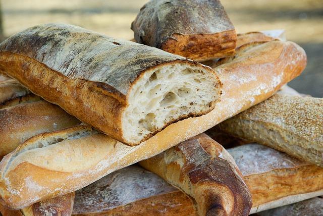 Bread, Mie, Boulanger, Stick