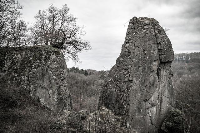 Rock, Boulder, Climb, Rock Climbing, Boulders, Wall