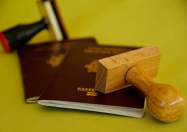 Buffer, Passport, Travel, Boundary