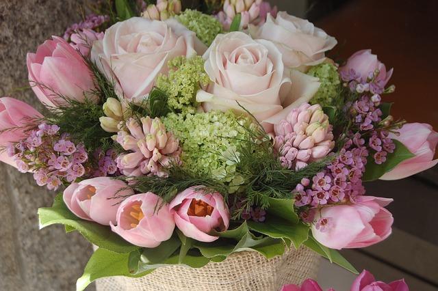 Flower, Bouquet De Fleurs, Flower Arrangement, Floral