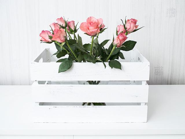 Flowers, Roses, Box, Rose, The Delicacy, Bouquet