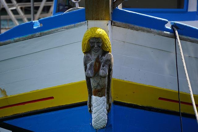 Boat, Bow, Figurehead, Navigation, Maritime, Marine
